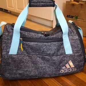 NEW never used Adidas gym bag